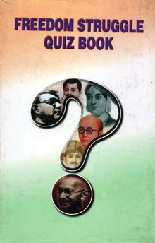 Freedom Struggle Quiz Book