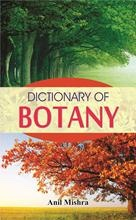 Dictionary of Botany