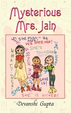 Mysterious Mrs. Jain