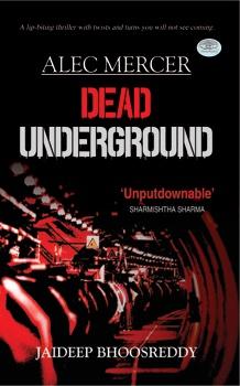 Alec Mercer Dead Underground (PB)
