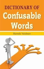 Dictionary Of Confusable Words (PB)