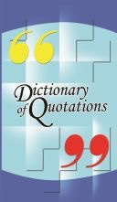 Dictionary Of Quotations (PB)