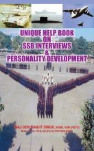 SSB Interviews & Personality Development (PB)