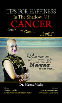 Tips for Happiness in the Shadow of Cancer