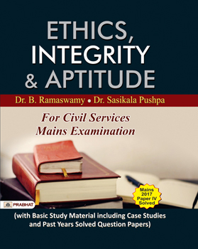Ethics, Integrity and Aptitude (PB)