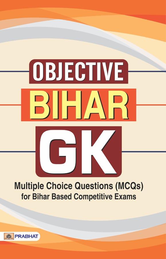 Objective Bihar Gk (PB)