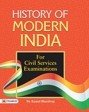 History of Modern India (Paperback)