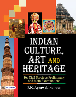 Indian Culture, Art and Heritage (PB)