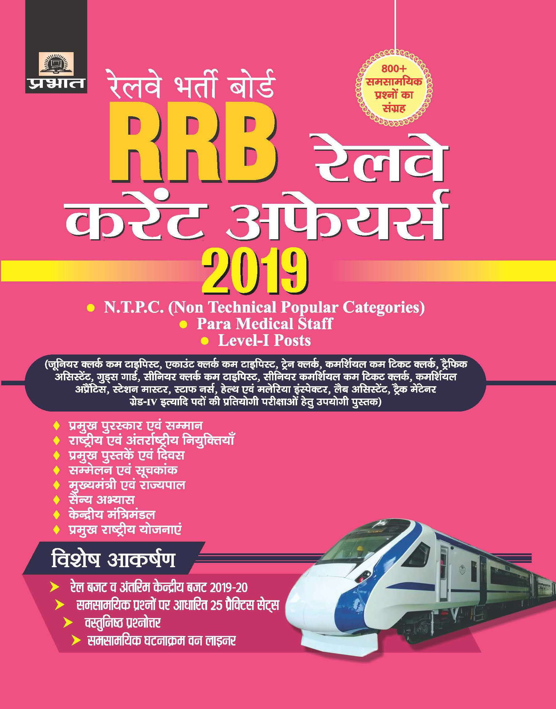 RRB Railway Current afffairs(PB)