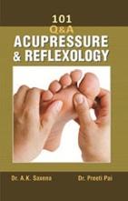 101 Q & A Acupressure & Reflexology